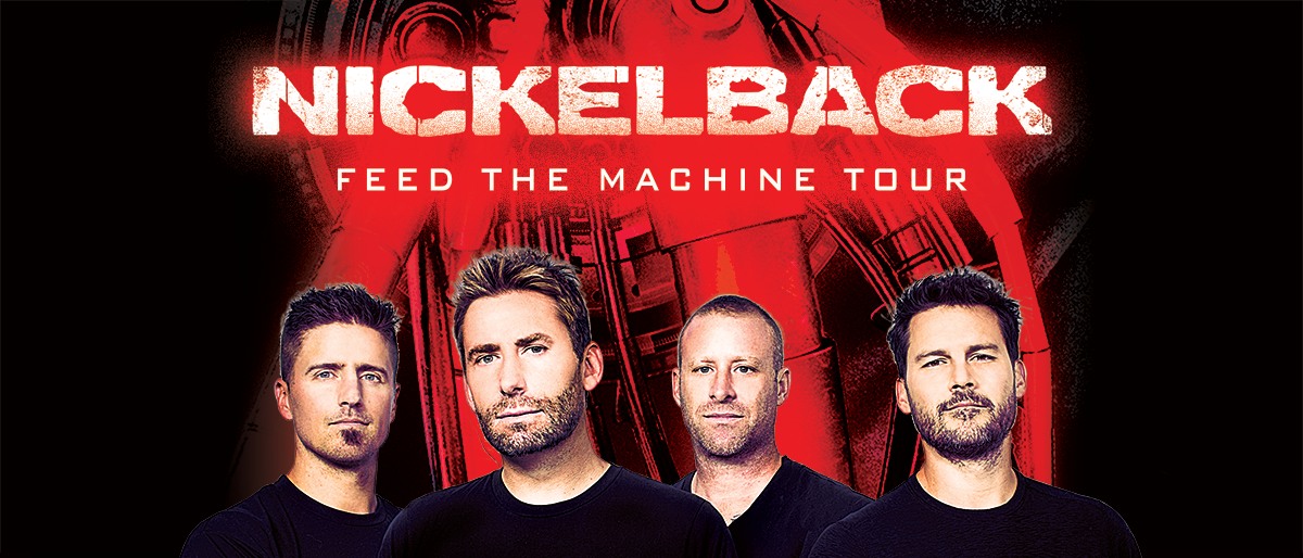Nickelback - Tour 2018