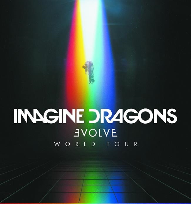 Imagine Dragons - Tour 2018