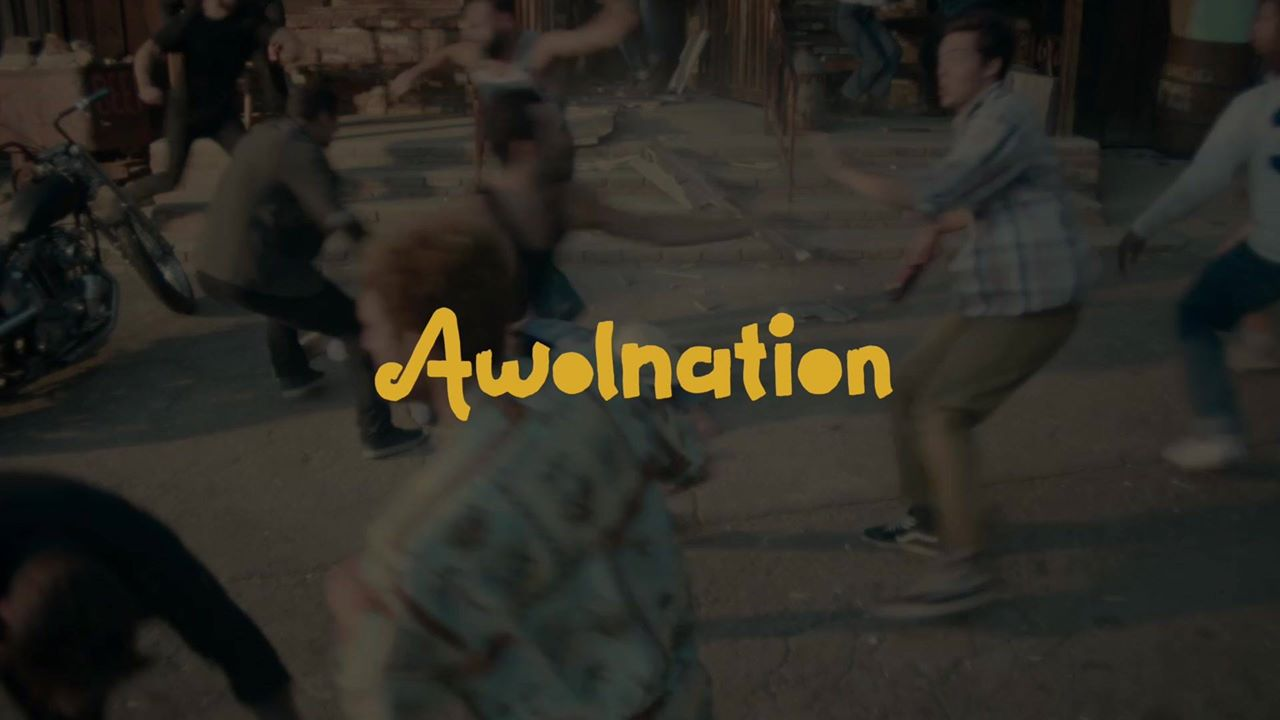 Awolnation Tour 2020 Awolnation   Tour 2018   22/04/2018   London   England   United