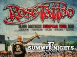 Rose Tattoo - Tour 2018