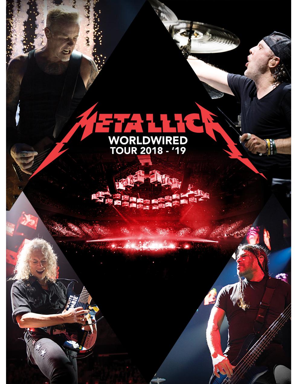 Metallica - Tour 2019 - 06/03/2019 - Kansas City - Missouri