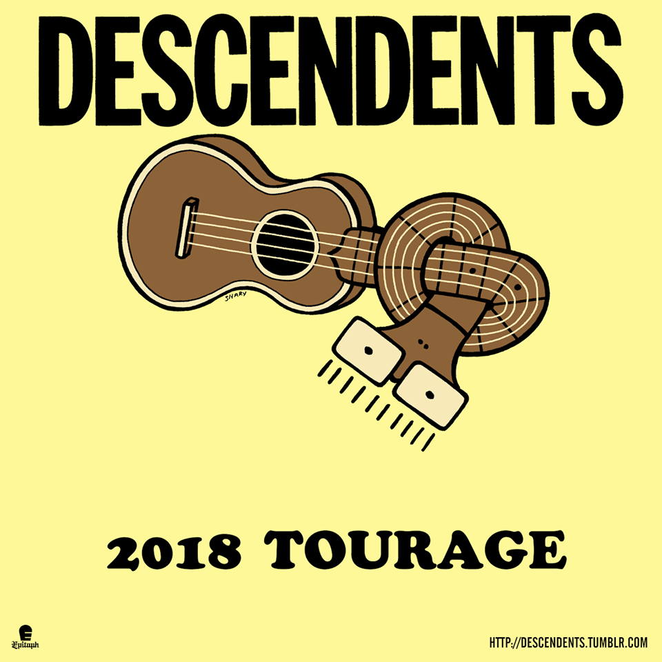 Descendents - Tour 2018