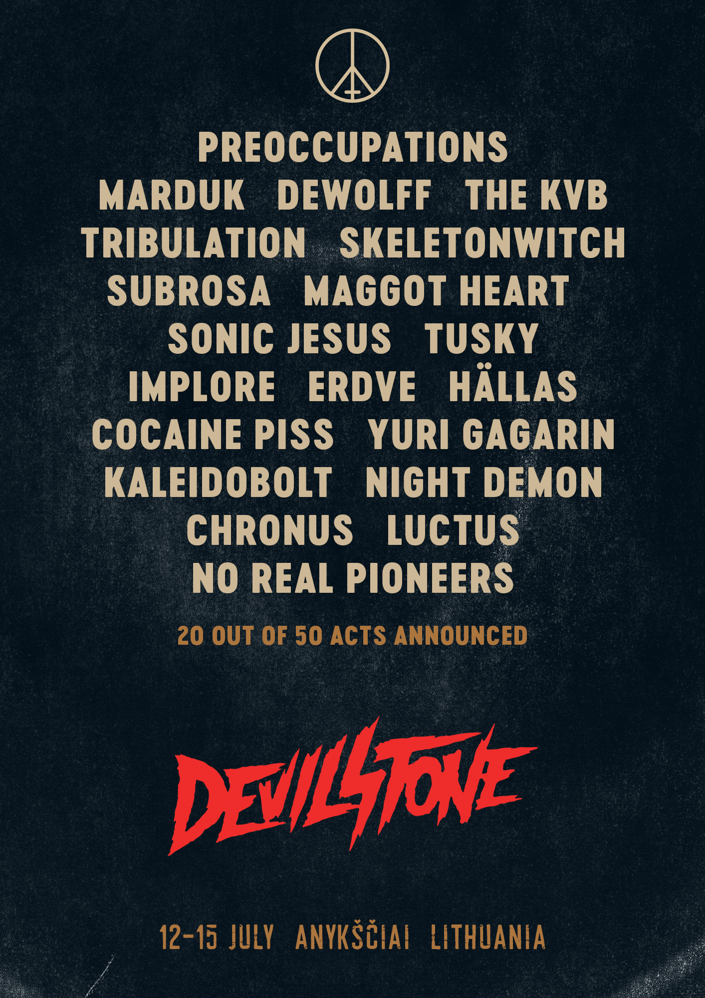 Devilstone Open Air 2018