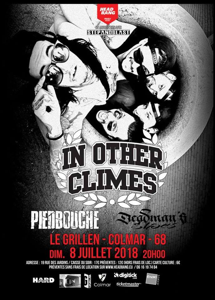 In Other Climes - Tour 2018