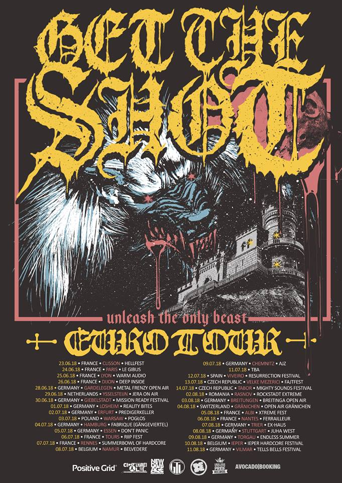 Get The Shot -  Tour 2018