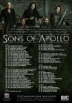 Sons of Apollo - Tour 2018