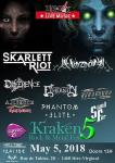 Kraken Metal Rock Fest 5