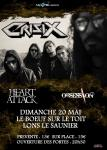 Crisix + Heart Attack + Obsession
