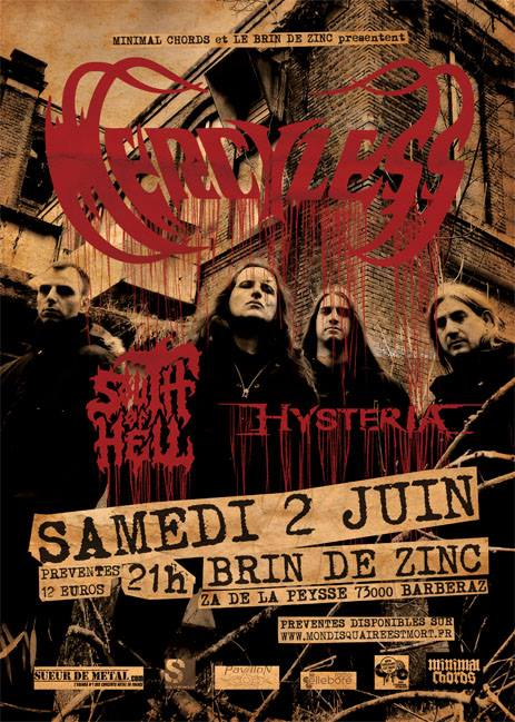 Concerts Metal Calendar Mercyless South Of Hell Hysteria 02