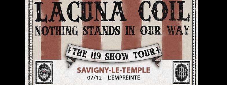 lacuna coil 119 download