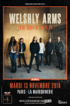 Welshly Arms - Tour 2018