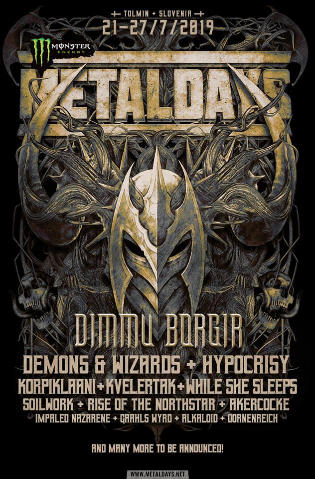 Tolmin metaldays Metaldays 2021