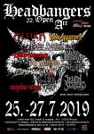 Headbangers Open Air 2019