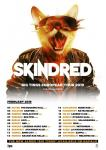 Skindred - Tour 2019