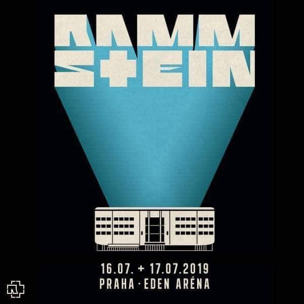 Rammstein tickets prag