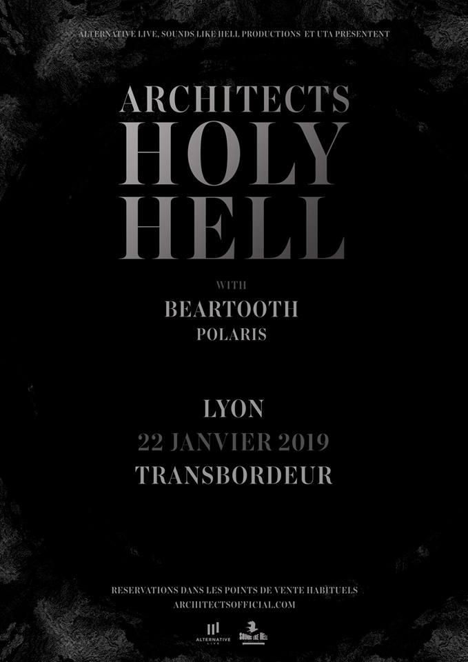 Architects +Beartooth + Polaris