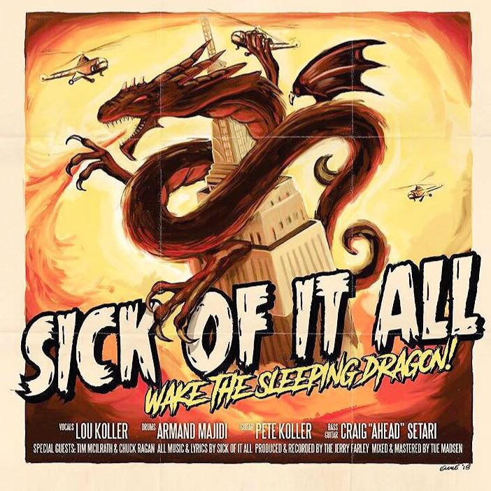 Sick Of It All - Tour 2019