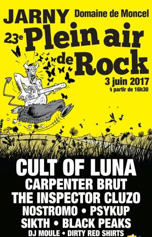 Plein Air de Rock 2017 - 03/06/2017 - Jarny - Lorraine