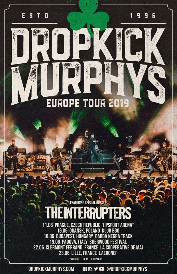 Dropkick Murphys Tour 2020.Dropkick Murphys Tour 2020 Tour 2020 Infiniteradio