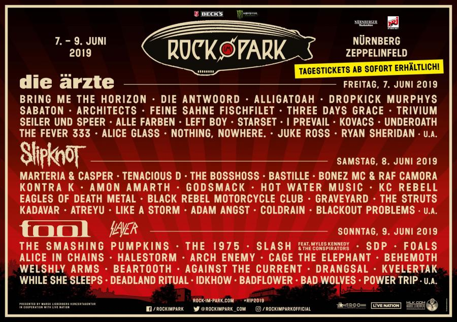 verlosung rock am ring 2019