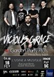 Vicious Grace + Garden Party Riots