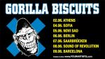 Gorilla Biscuits + H2O + Forget Today