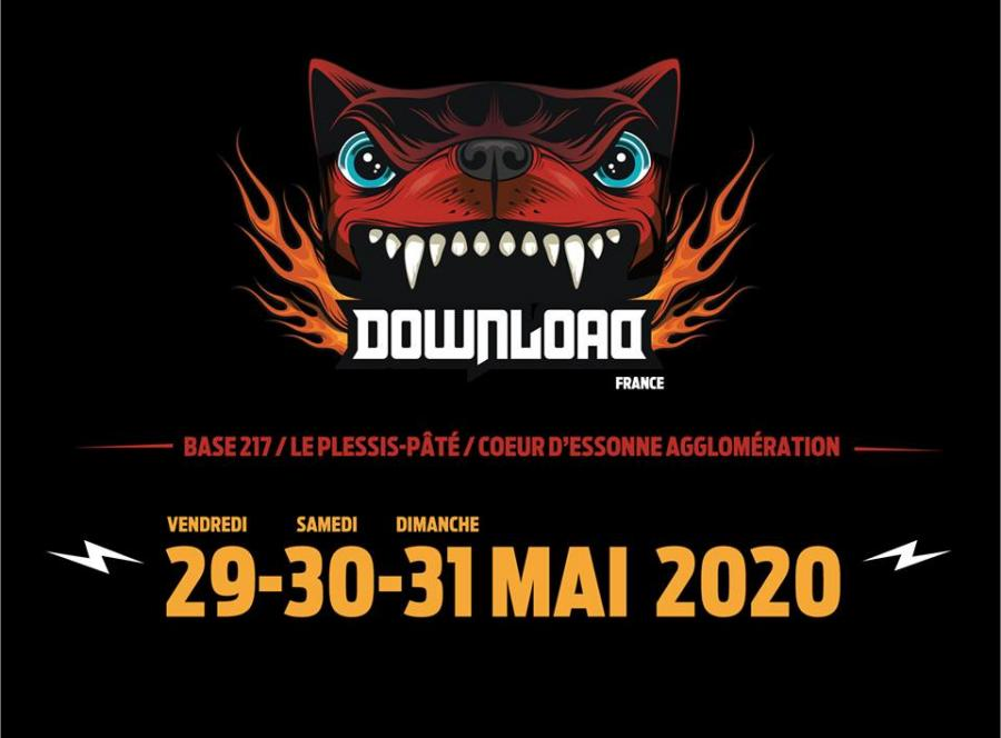 Download Festival France 2020