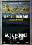 Freedom Call - Tour 2019