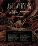 As I Lay Dying - Tour 2019