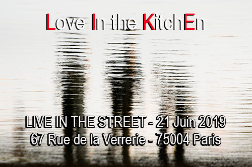 Love in The Kitchen - Live in The Street