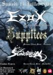 Ezox + Supplices + Sunohcin