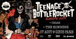 Teenage Bottlerocket x Cigar x the Konbinis