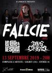 FALLCiE + Le Core & L'Esprit + Days of Crisis