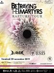 Betraying The Martyrs + In Arkadia + ....