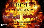 Atrystos +Hyperdump+In Purulence +Anthrophagus