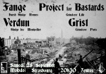 Grind VS Sludge : Fange, Verdun, Project for B
