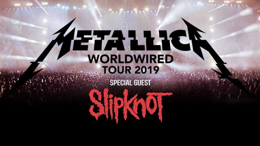 Metallica - Tour 2019 - 24/10/2019 - Melbourne - Australia