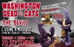 Washington Dead Cats + The Devils