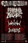 Morbid Angel - Tour 2019