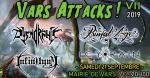 Festival metal VARS Attacks!