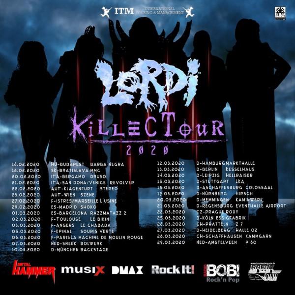 2020 Warped Tour Lineup.Lordi Tour 2020 Tour 2020 Infiniteradio