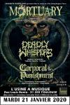 Mortuary+Deadly Whispers+Corporal Punishmet