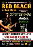 Reb Beach & Bad Boys Hommage à Whitesnake