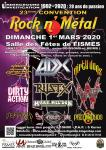 23ème Convention Rock n Metal de Fismes