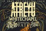 Atreyu + Whitechapel - Tour 2019
