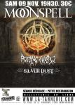 Moonspell & Rotting Christ Euro Tour 2019