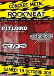 Pitlord + Red Gordon + Strivers