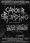 concert metal punk avec CANCER SPREADING + DEA