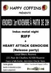 Riff + Heart attack genocide