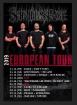Sunless Rise European Tour 2019